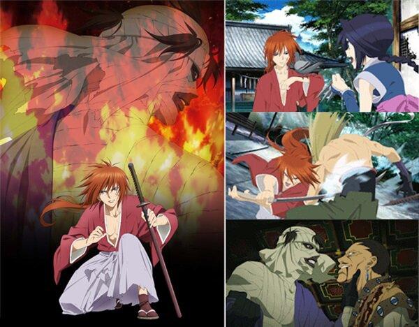 Rurouni Kenshin Shin Kyoto Hen