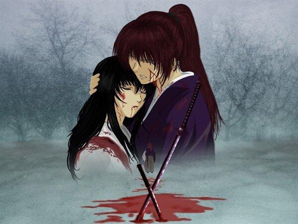 Rurouni Kenshin Tsuioku Hen